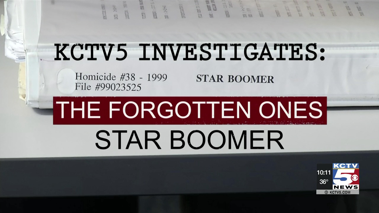 The Forgotten Ones: Star Boomer