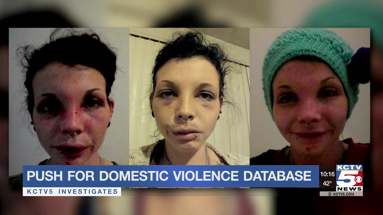 Kansas City survivor calls for a domestic violence database