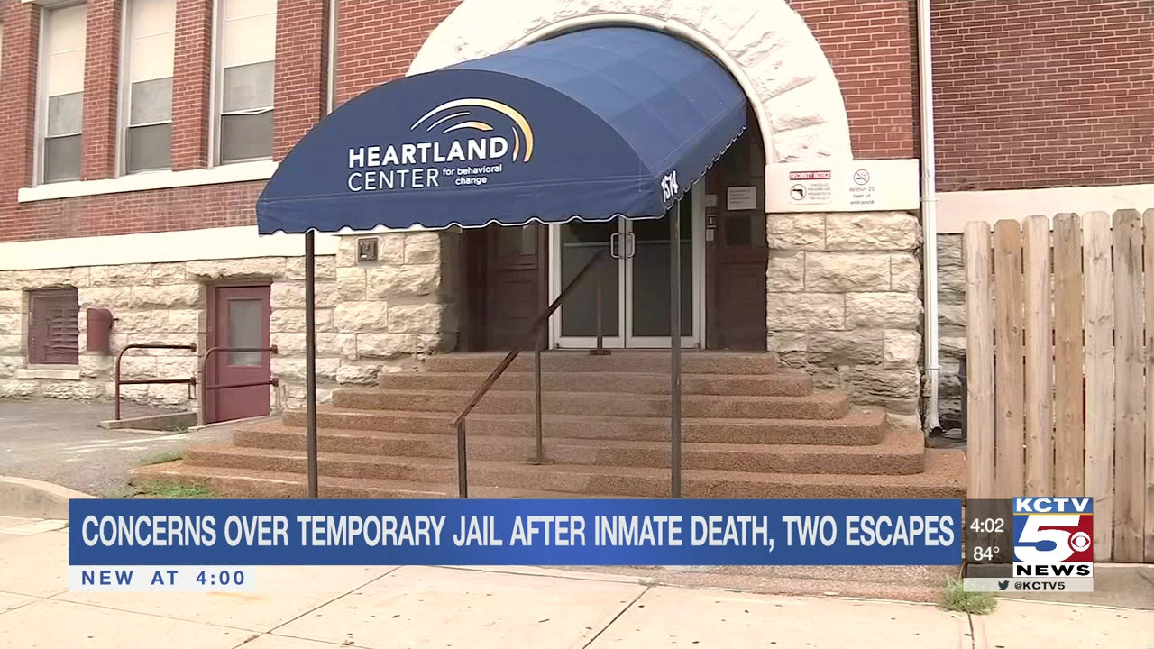 Inmate found dead, another escapes from Heartland Center