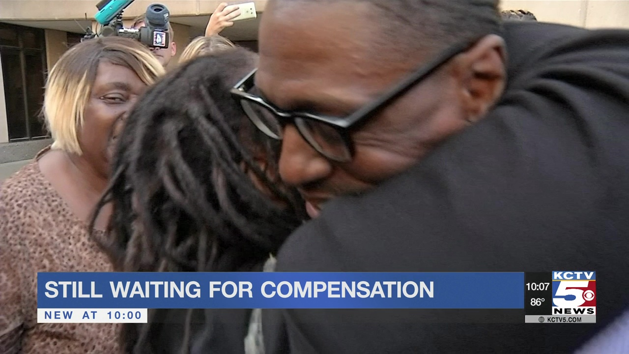 Wrongfully convicted Kansas man freed after 23 years still fighting to be compensated by the state