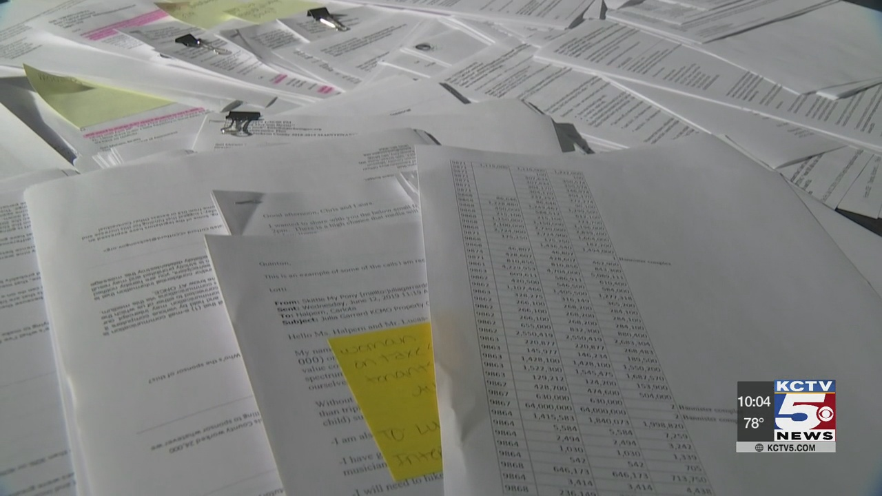 Emails obtained by KCTV5 provide reality check in Jackson County property tax assessment