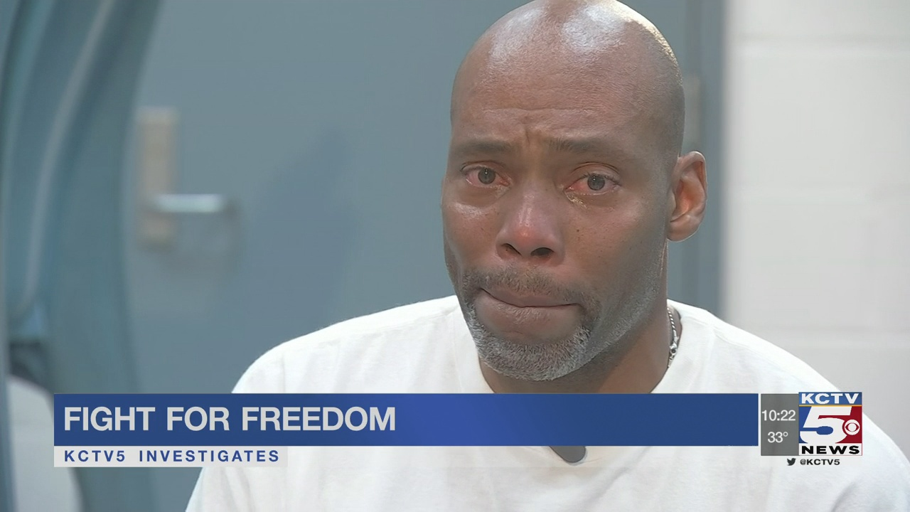 Missouri man fights for freedom