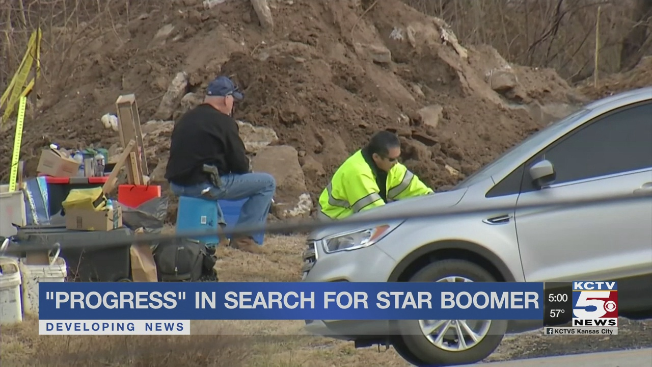 Authorities continue search of property believed to be tied to KCK cold case