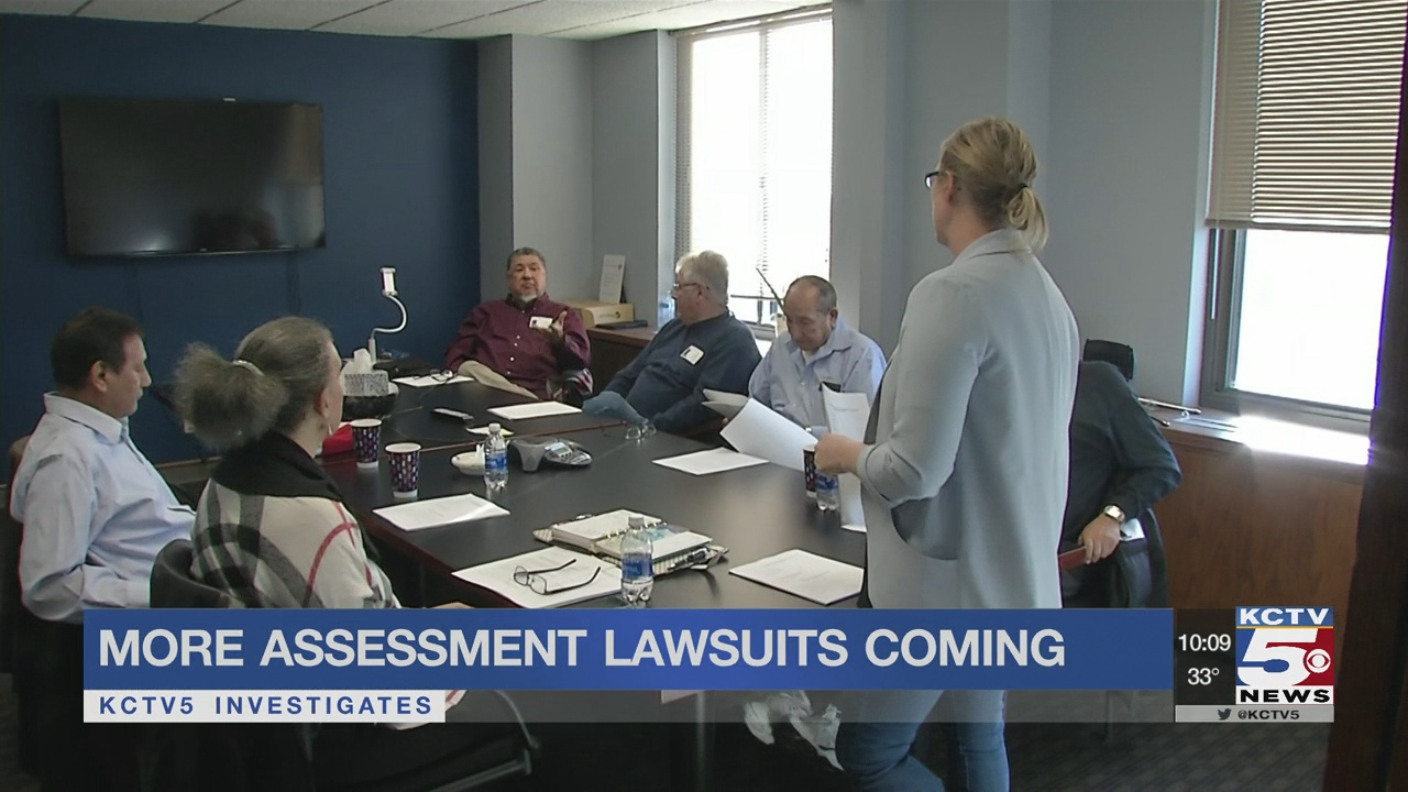More assessment lawsuits coming