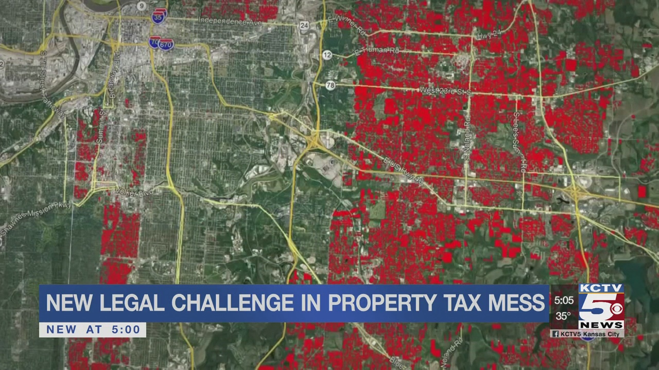 Fourth lawsuit asks judge to stop collection of rising property taxes in Jackson County