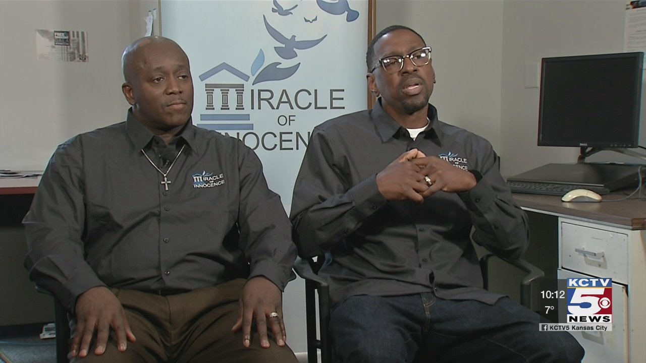 Miracle of Innocence organization works to help the wrongfully convicted