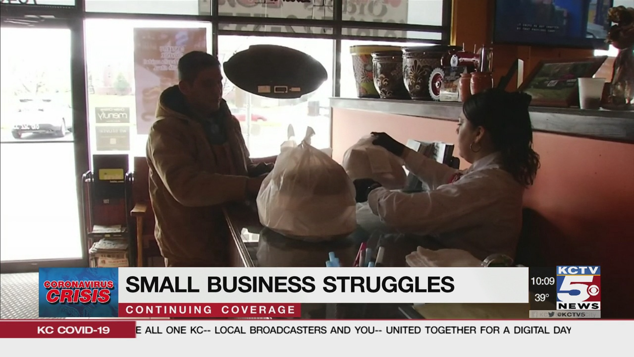 Small businesses in KC struggle to stay afloat during pandemic