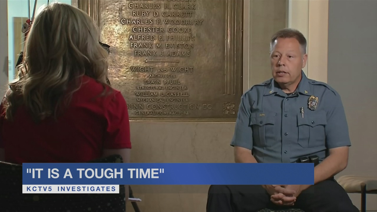 KCTV5 Investigations sits down with Kansas City Police Chief Rick Smith to ask your questions