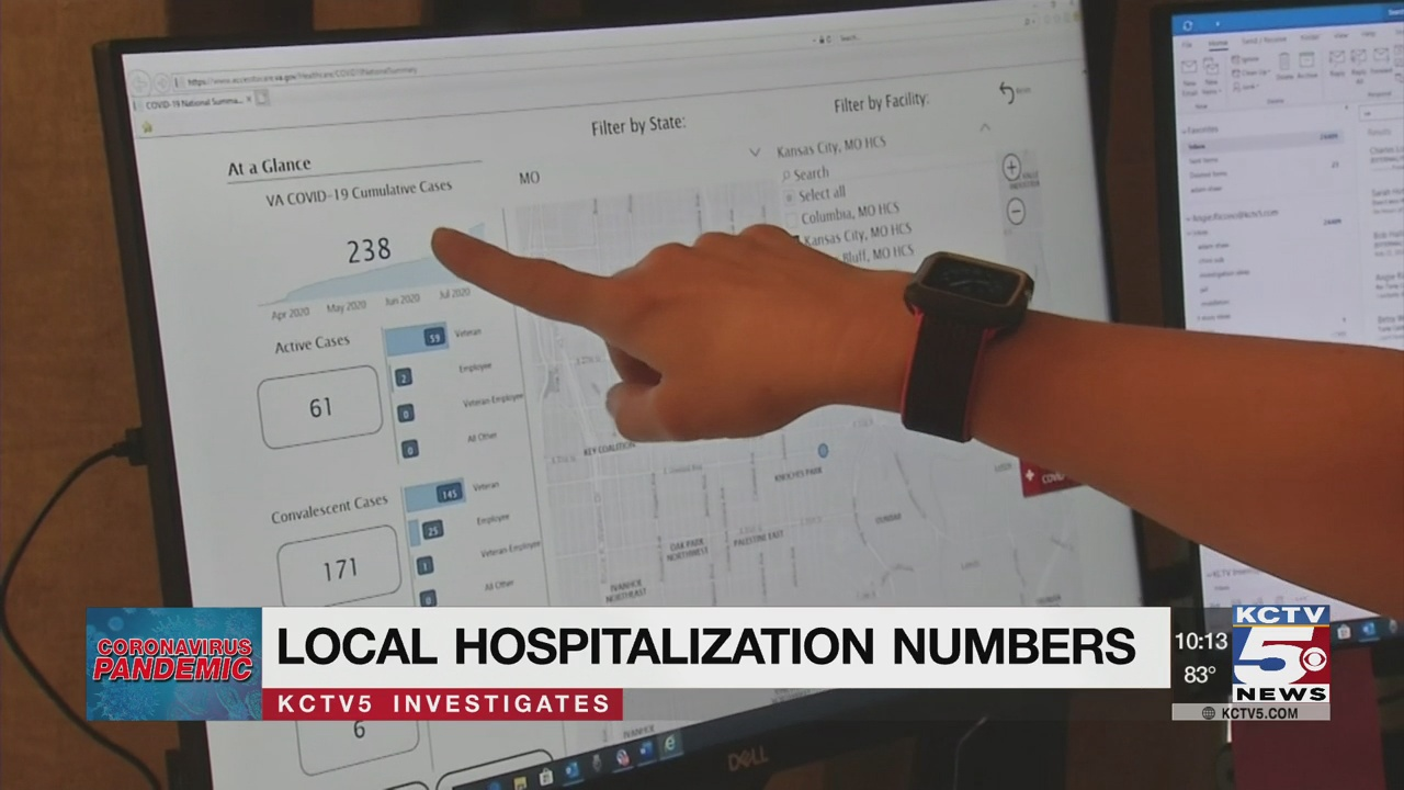 An in-depth look at the local COVID-19 hospitalization numbers