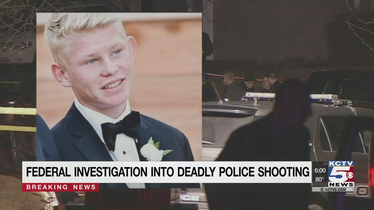 Federal investigation into deadly police shooting
