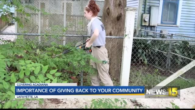 Image for The Importance of giving back to your community