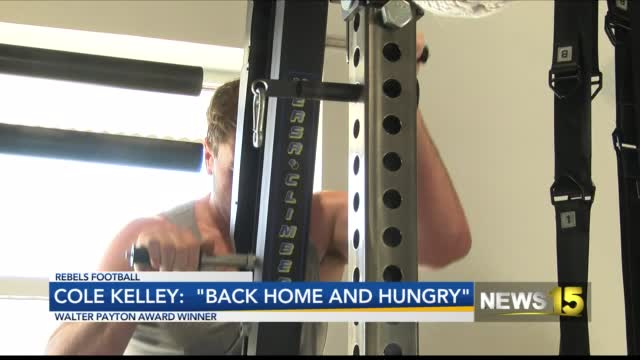 Image for Cole Kelley: Back Home and Hungry