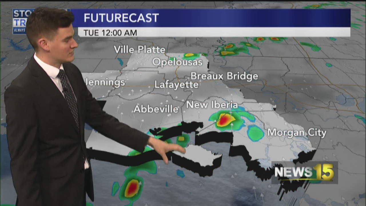 Image for Passing Showers Today