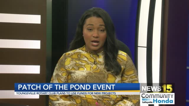 Image for Patch of the Pond Event, Donation to Help with Future Community Projects