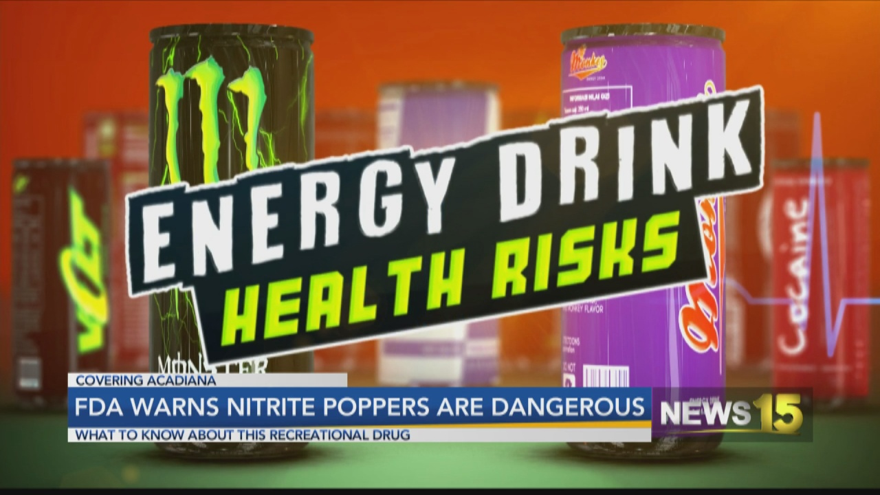 Image for FDA warns nitrite poppers are dangerous