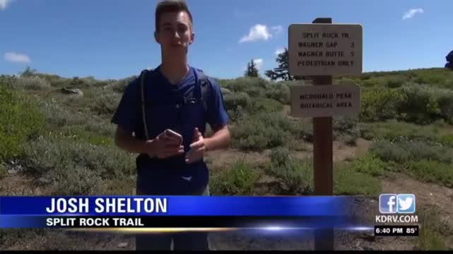 Image for Take a Hike: Split Rock Trail