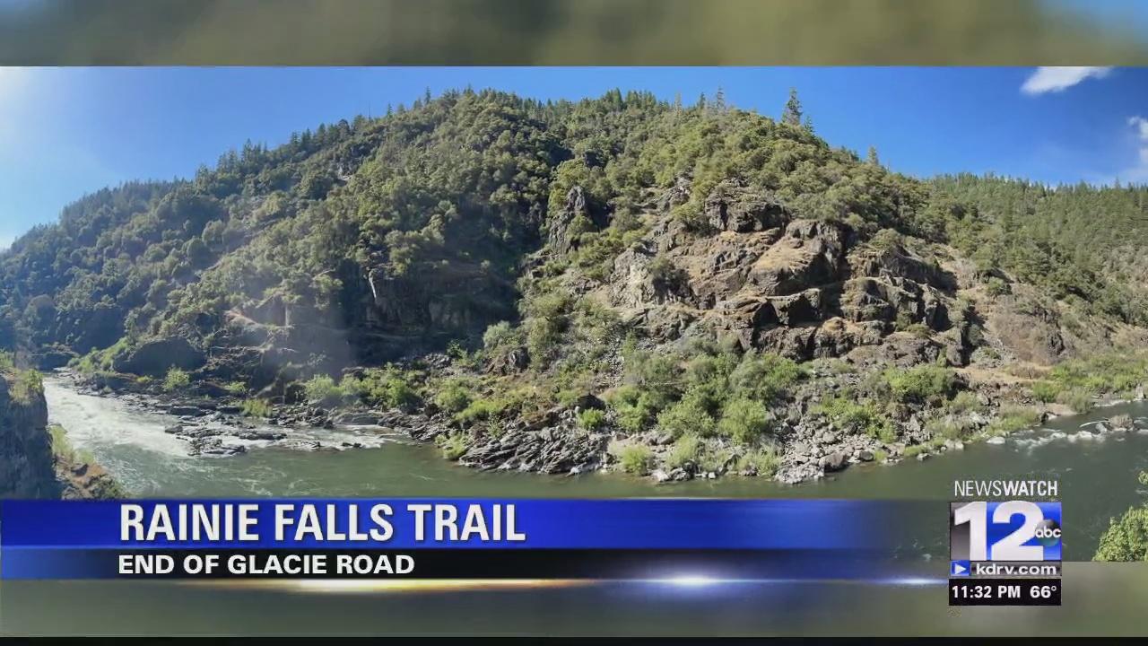 Image for Take a Hike: Rainie Falls Trail