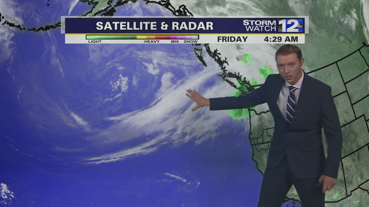 Image for Friday, September 17 morning weather