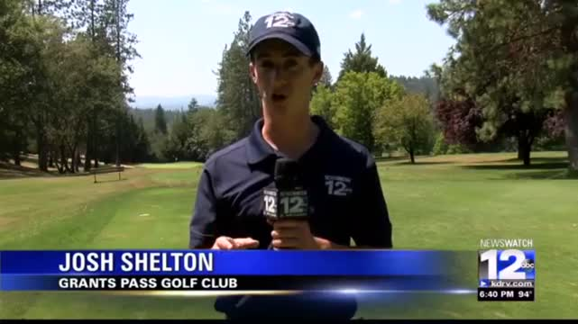 Image for Golf Tip of the Week: Grants Pass Golf Club
