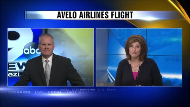 Image for New low cost airline begins service to Eugene