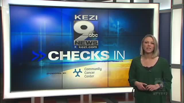Image for KEZI 9 Checks In March: Mentors in training to help cancer patients