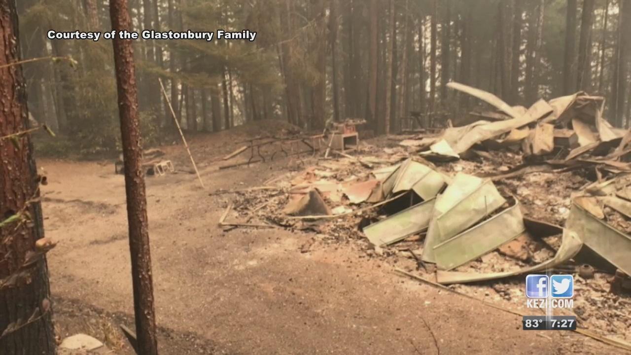 Image for Archie Creek survivors vow to rebuild