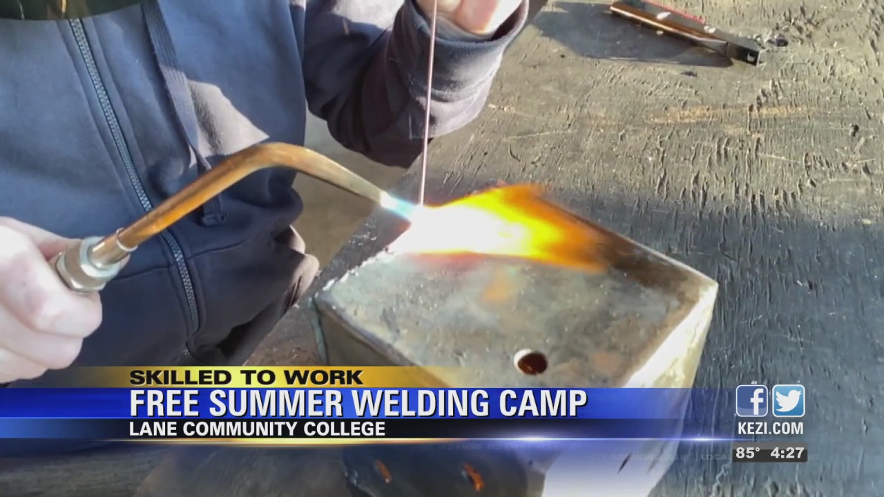 Image for LCC holding free summer welding camp for kids