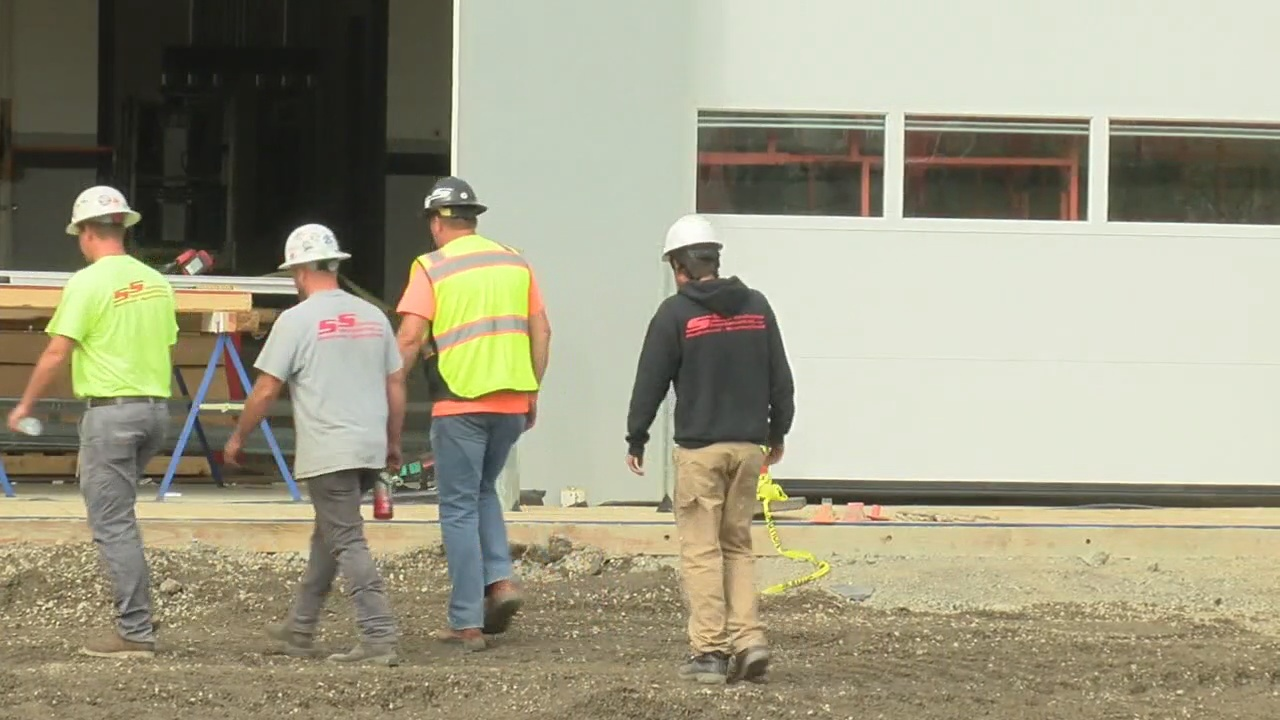 Image for Chambers Construction apprentices headed to the workforce