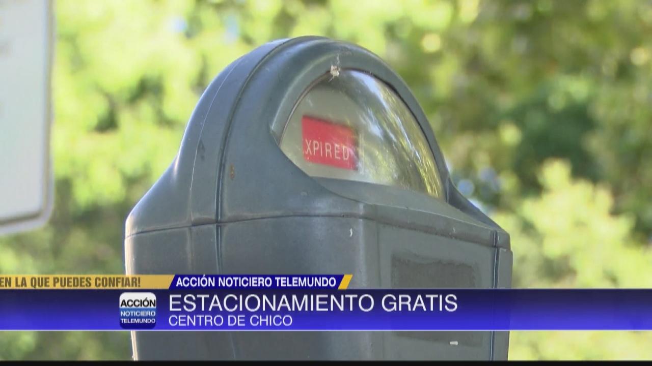 Image for  Estacionamiento gratis en el centro de Chico