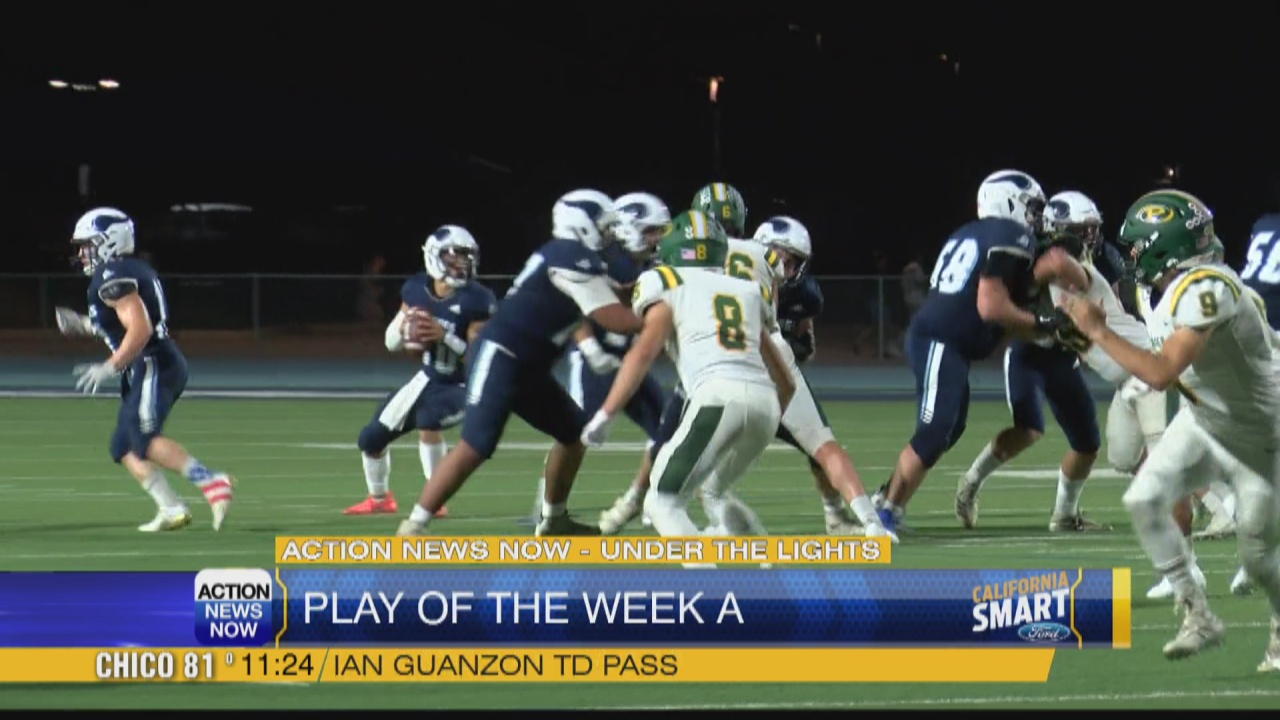Image for VOTE! Play of the Week: Pleasant Valley High School v. Paradise High School