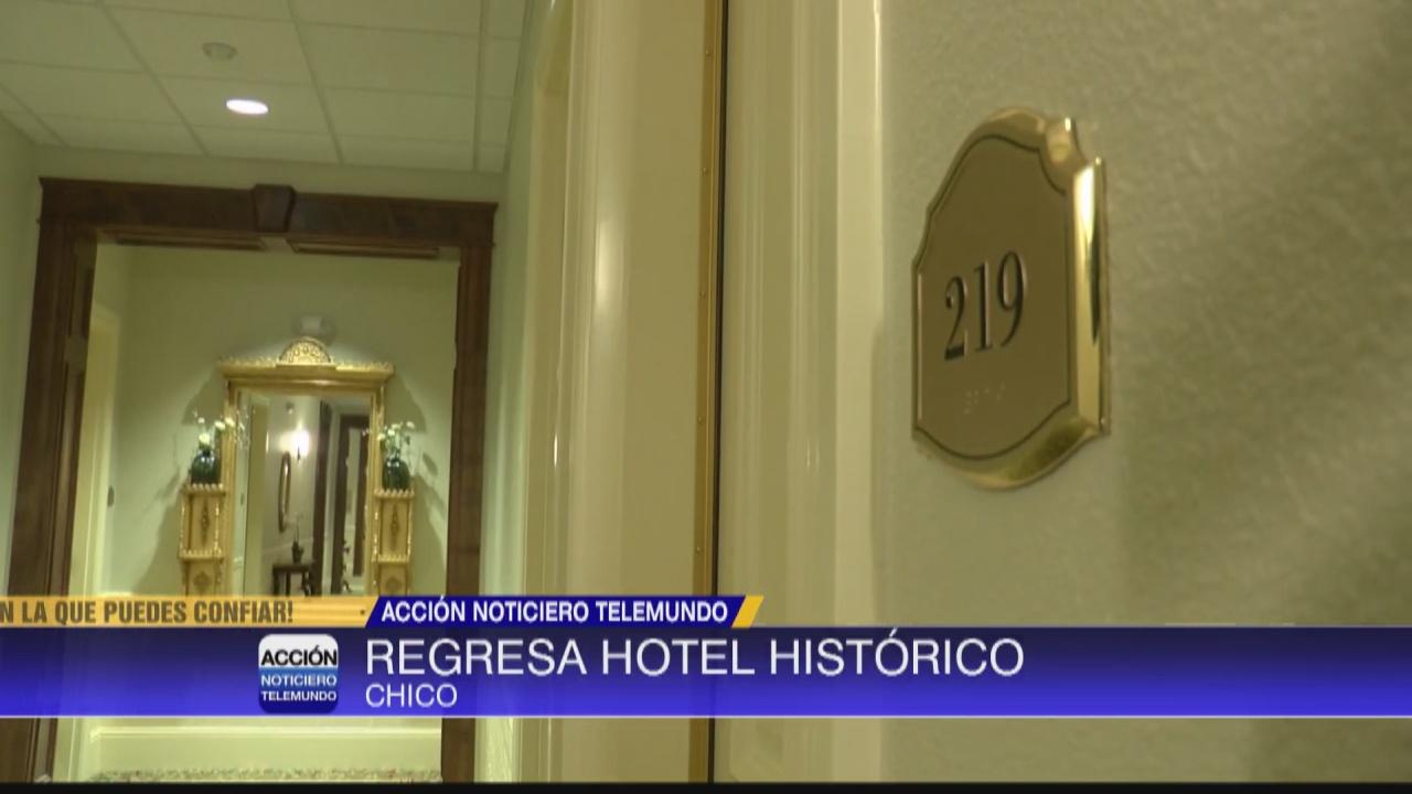 Image for Hotel histórico recibe mejoras estructurales