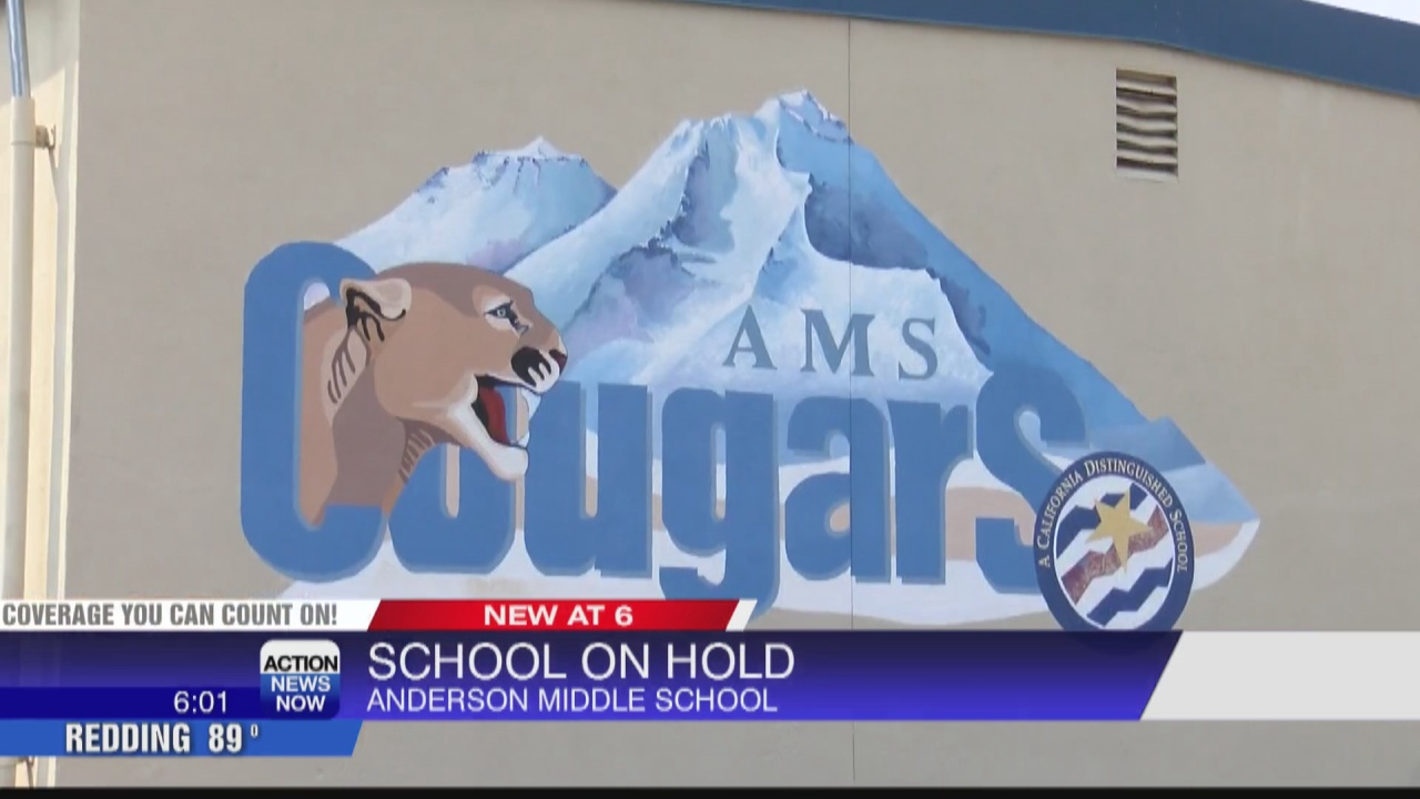 Image for Anderson Middle School under soft closure
