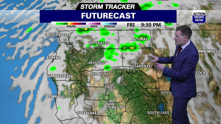 Image for Storm Tracker Forecast: Strong heat wednesday; mountain thunderstorms Friday