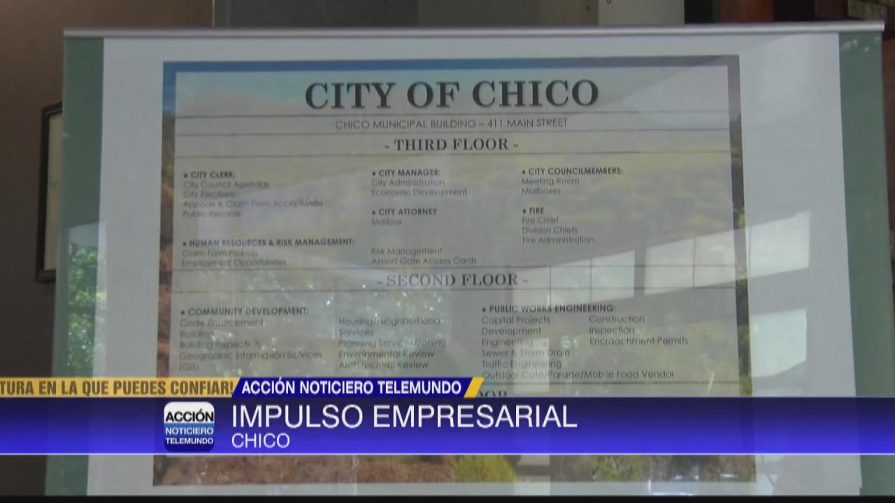 Image for Empresas locales en Chico recibirán más dinero
