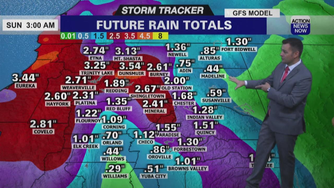 Image for Storm Tracker Forecast: Heavier rain & stronger wind ahead