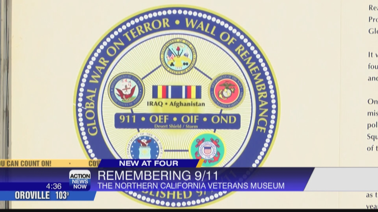 Image for 9/11 Memorial in Anderson to be held through Sunday