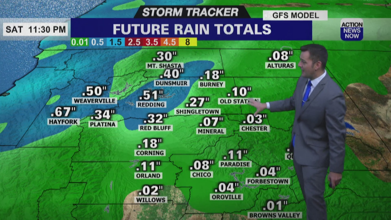 Image for Storm Tracker Forecast: Sunny & comfortable Thursday, but more showers are ahead