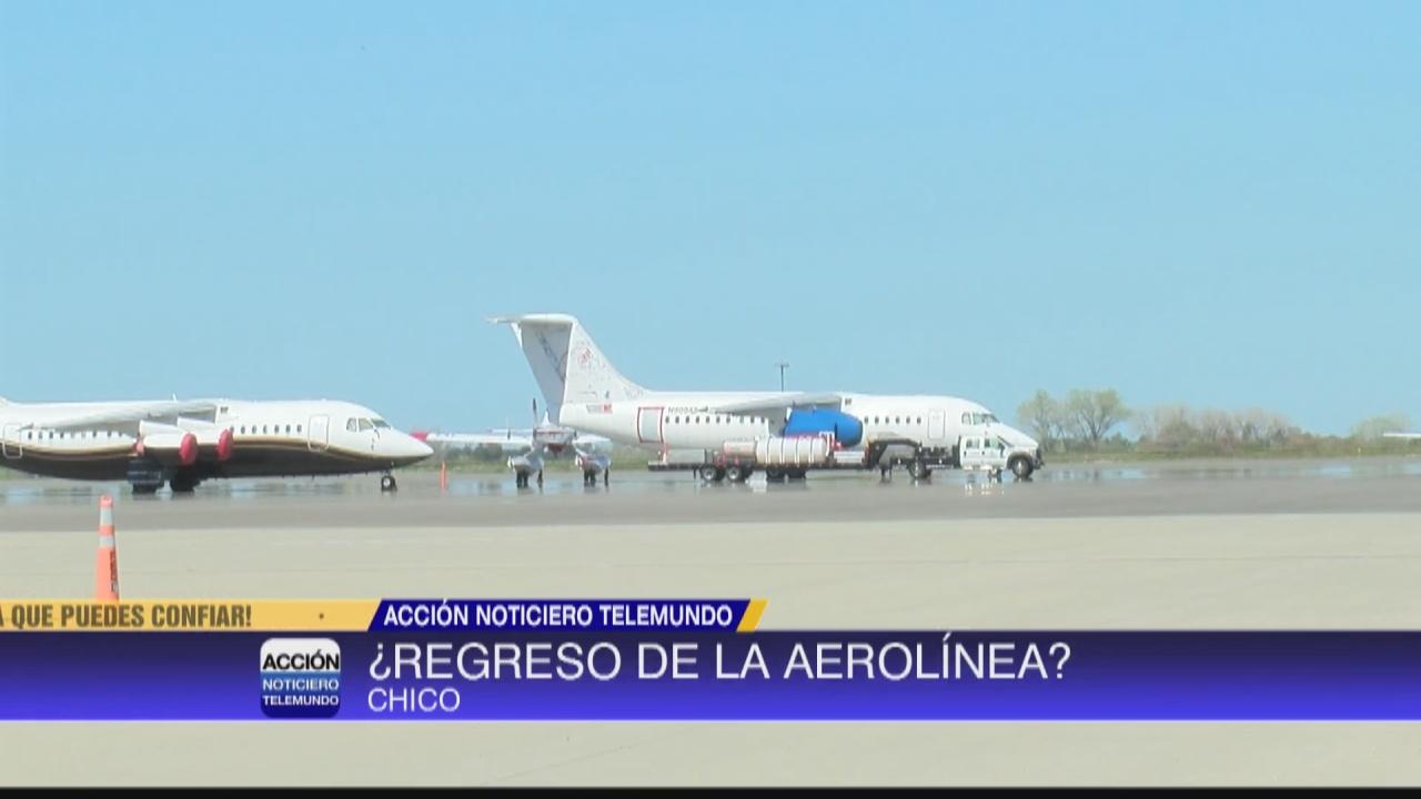 Image for Ayuntamiento de Chico planea comienzo de vuelos