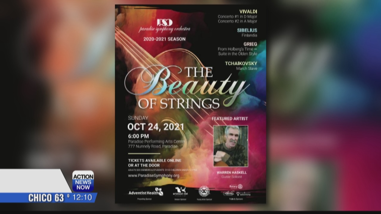 Image for Guitar soloist to play at Paradise Performing Arts Center Sunday