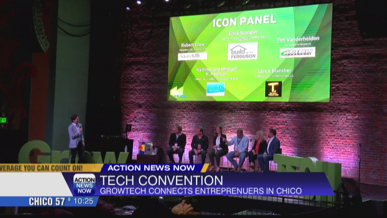 Image for Up-and-comers brought together at GrowTECH Fest in Chico