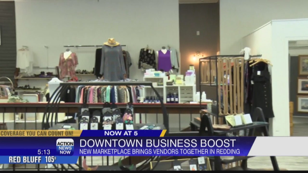 Image for New business comes to Downtown Redding