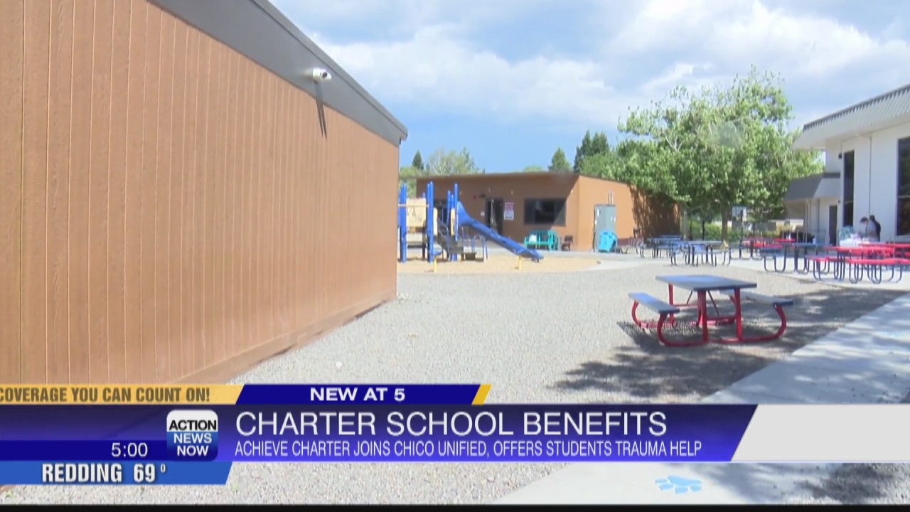 Image for Achieve Charter joins Chico Unified School District
