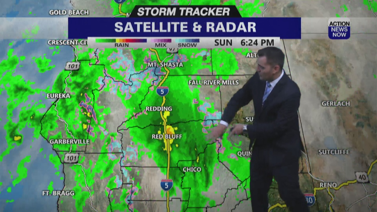 Image for Storm Tracker Forecast: Showers diminish Monday, but more are ahead!