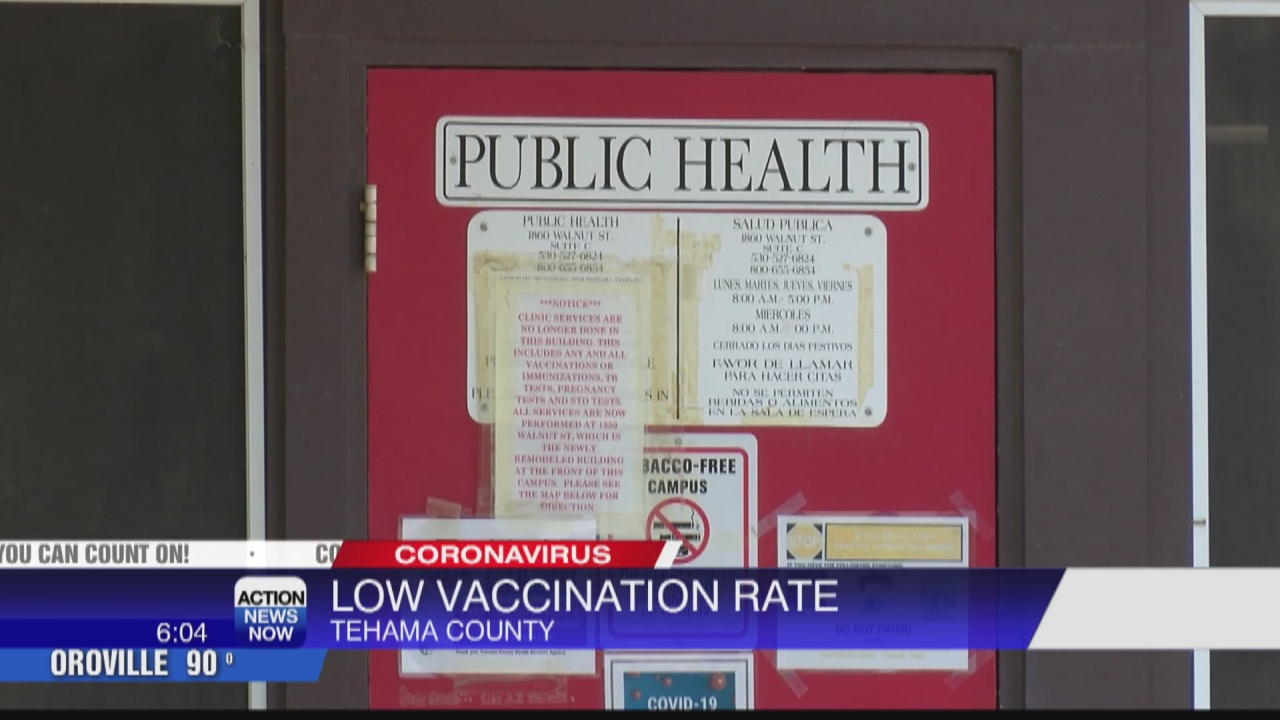 Image for COVID-19 cases surge in Tehama County as vaccination rates remain low