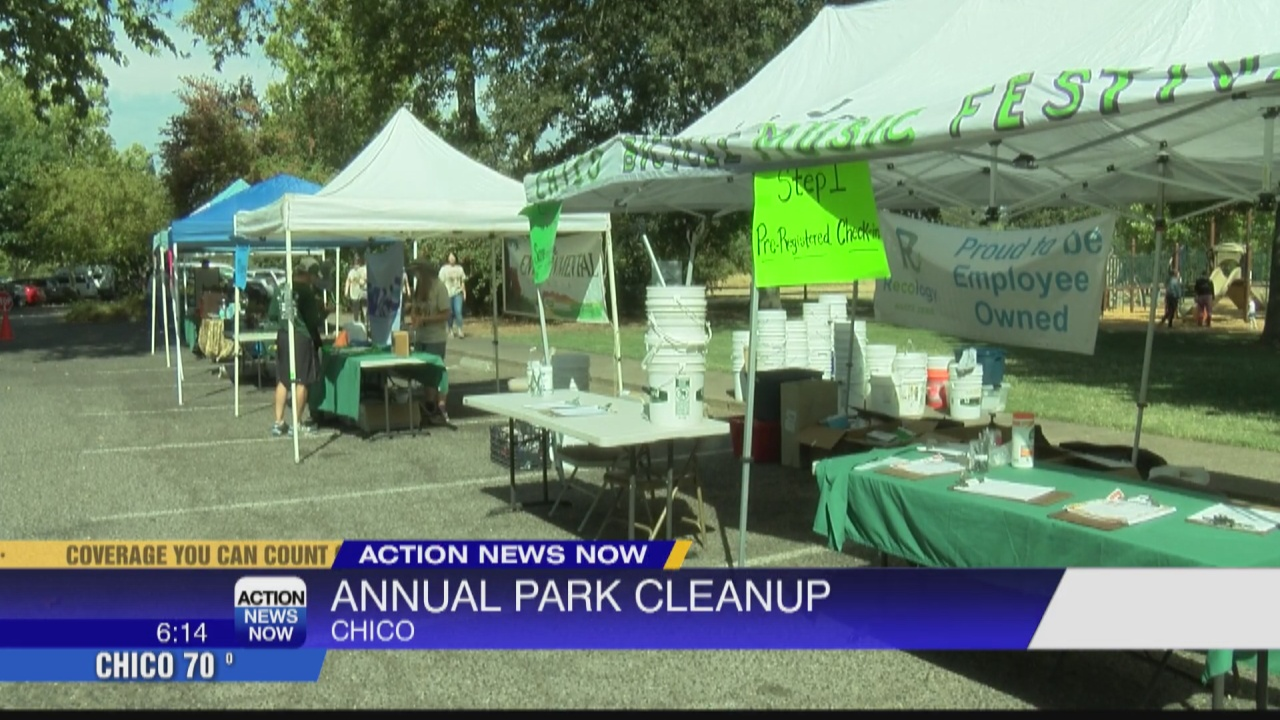 Image for The 34th annual Bidwell Park and Chico Creeks Cleanup is this weekend