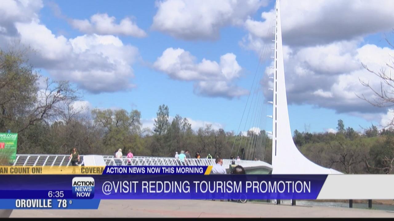 Image for Visit Redding to rebrand, hires new tourism marketing director