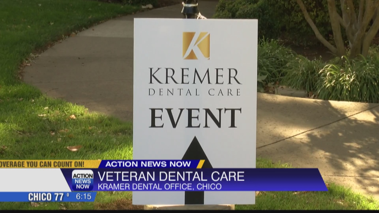 Image for Free dental work offered to active military, veterans and their families Friday