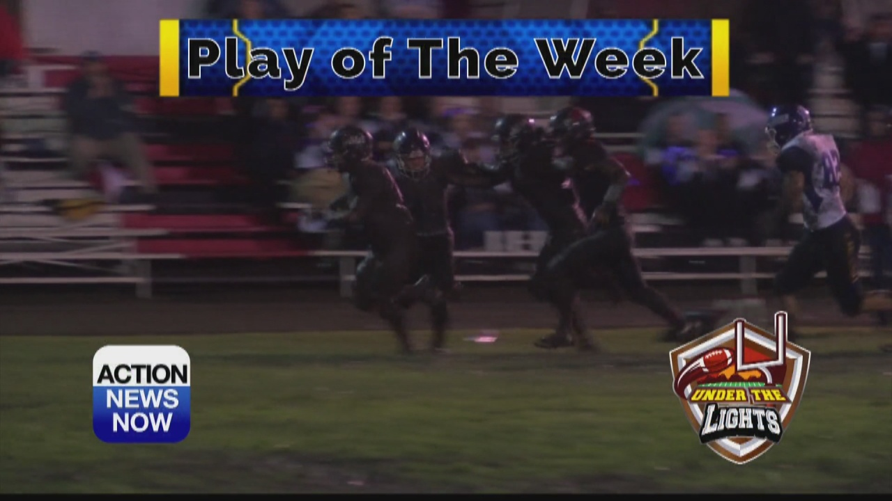 Image for Play of the Week: Chico High School vs. Enterprise High School