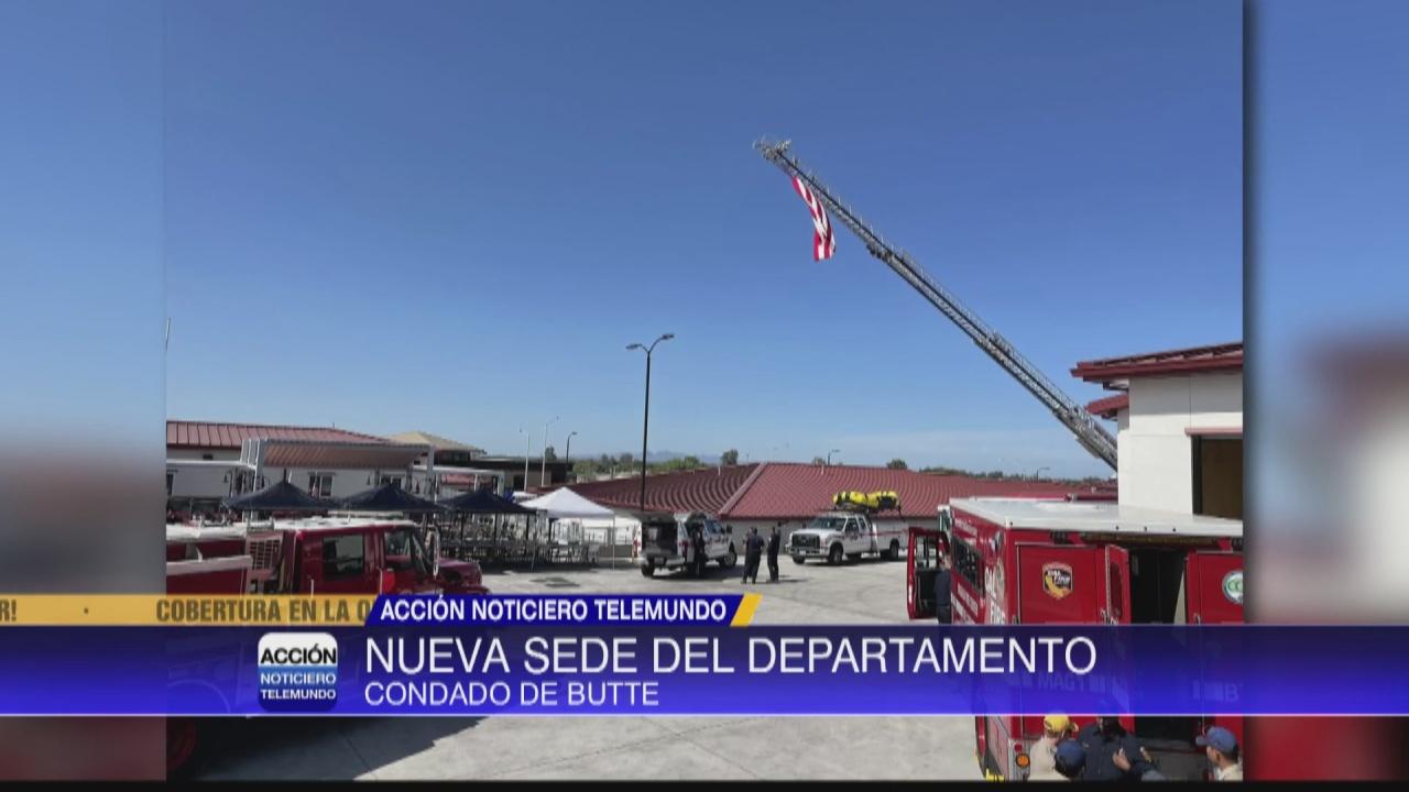 Image for Nueva sede de la estación de bomberos en Butte