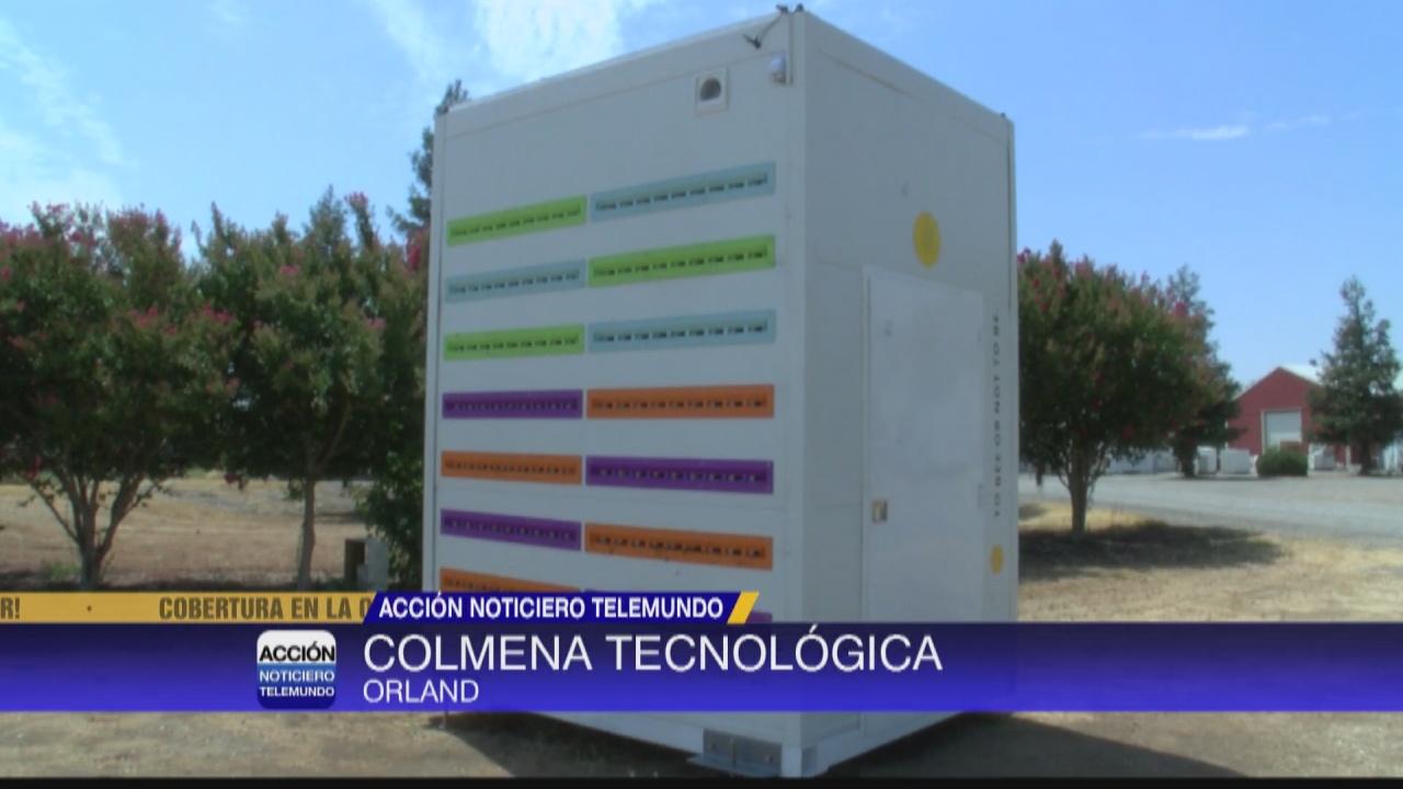 Image for Colmena tecnológicamente avanzada ayuda preservar abejas